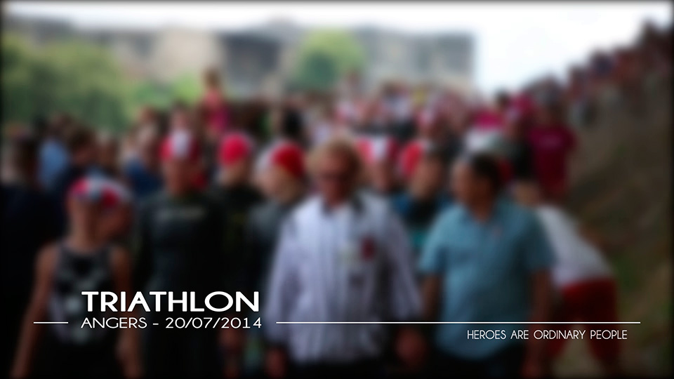 Triathlon – Heroes are ordinary people
